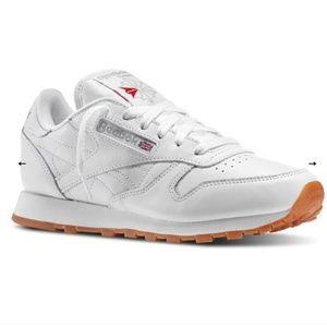 Reebok - Classic Leather White/Gum